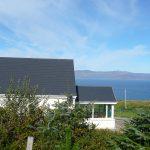 Ferienhaus, Kerry, Irland, St.-Anns, Haus von oben mit Sicht, Ferienhäuser mit Meerblick mieten in Irland - Cottages mit Seeblick mieten entlang des Ring of Kerry in Irland