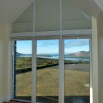 Ferienhaus, Kerry, Irland, Lighthouse View - Atlantic Dreams, Wohnzimmer mit Meerblick. Ferienhäuser mit Meerblick mieten in Irland - Cottages mit Seeblick mieten entlang des Ring of Kerry in Irland