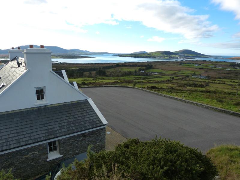 Ferienhaus, Kerry, Irland, Lighthouse View - Atlantic Dreams, Haus von außen, Ferienhäuser mit Meerblick mieten in Irland - Cottages mit Seeblick mieten entlang des Ring of Kerry in Irland