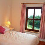 Ferienhaus, Kerry, Irland, Ard na Gaoithe, Schlafzimmer 1, Ferienhäuser mit Meerblick mieten in Irland - Cottages mit Seeblick mieten entlang des Ring of Kerry in Irland