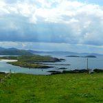 Ferienhaus, Kerry, Irland,Batts Aussicht nach vorne, Ferienhäuser mit Meerblick mieten in Irland - Cottages mit Seeblick mieten entlang des Ring of Kerry in Irland