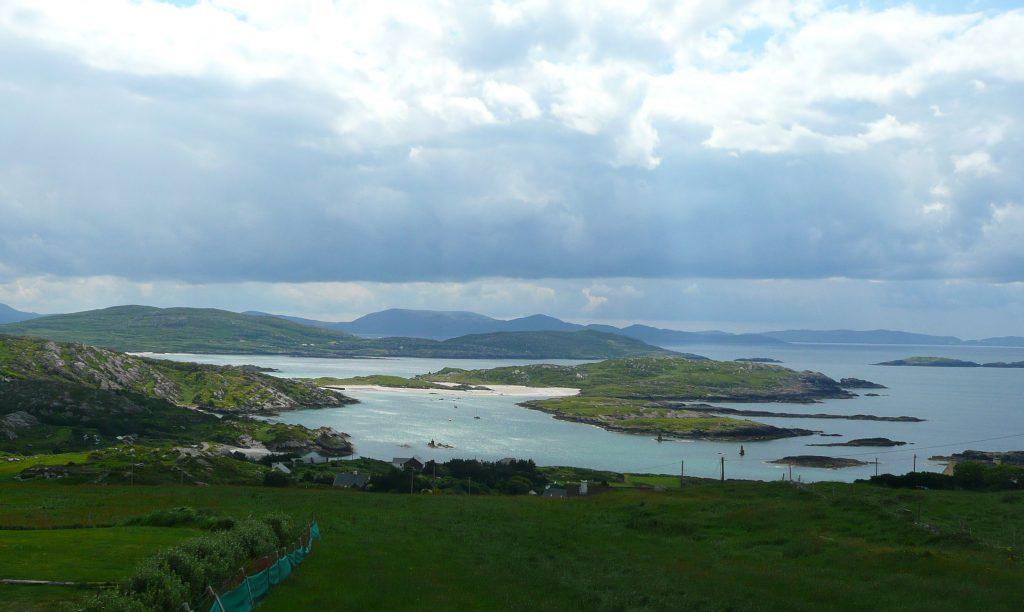 Ferienhaus, Kerry, Irland, Batts, Meerblick zur Linken, Ferienhäuser mit Meerblick mieten in Irland - Cottages mit Seeblick mieten entlang des Ring of Kerry in Irland