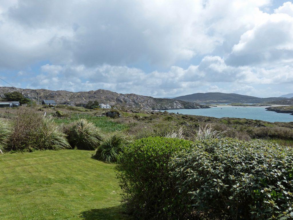 Ferienhaus mit Meerblick, Kerry, Caherdaniel, Derrynane Haven Aussicht Bild 3, Ferienhäuser mit Meerblick mieten in Irland - Cottages mit Seeblick mieten entlang des Ring of Kerry in Irland