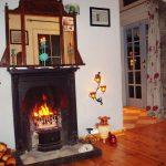 Ferienhaus mit Meerblick, Irland, Kerry, Kells, Heather Cottage, fir-darrig, Heather Cottage Wohnzimmer Bild 4, Ferienhäuser mit Meerblick mieten in Irland - Cottages mit Seeblick mieten entlang des Ring of Kerry in Irland