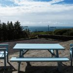 Holiday Cottage, Kerry, Ireland, Ard na Gaiote, Decking with View to the Sea, Pict.2, Rent a Cottage with Sea View in Ireland along the Ring of Kerry