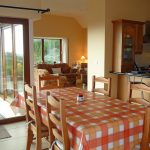 Holiday Cottage, Kerry, Ireland, Ard na Gaiote, Dining with Sea View, Pict. 4, Holiday Home with Sea and Mountain Views for Rent in Ireland along the Ring of Kerry, VRBO