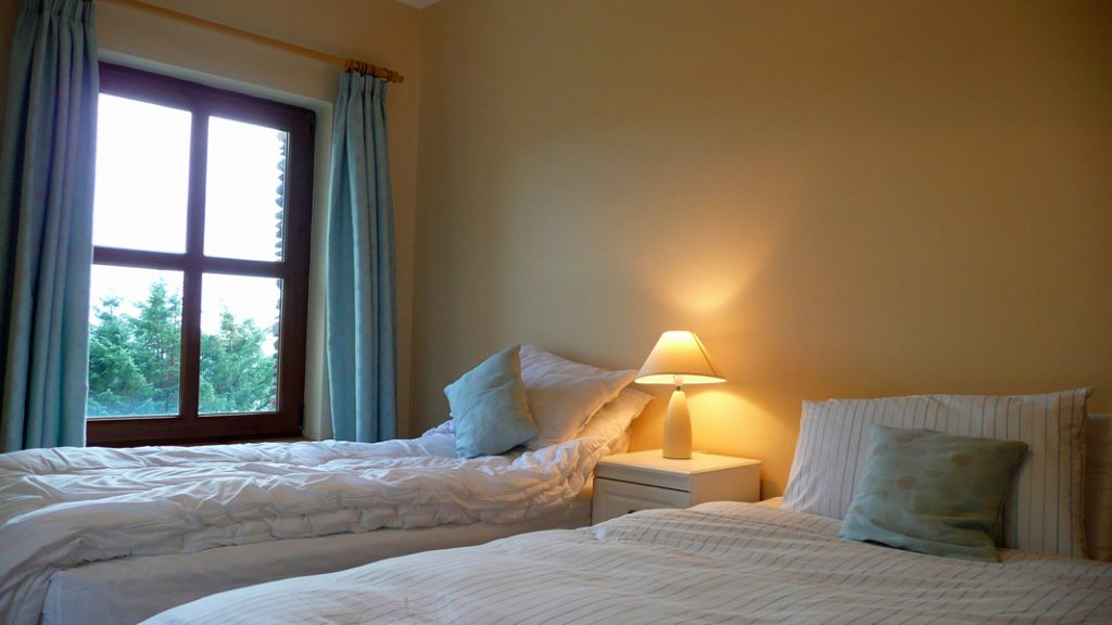 Holiday Cottage, Kerry, Ireland, Ard na Gaiote, Bedroom 3, Holiday Home with Sea and Mountain Views for Rent in Ireland along the Ring of Kerry, VRBO
