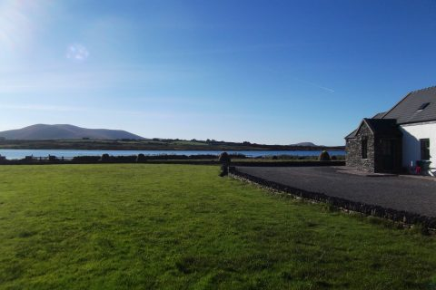 Patricks 01, Sea View, Pict. 3, Rent an Irish Cottage with Sea View along the Wild Atlantic Way in Kerry