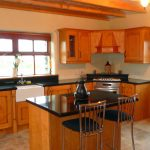 Patricks 04, Kitchen, Rent an Irish Cottage with Sea View along the Wild Atlantic Way in Kerry