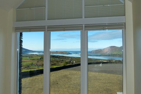 Holiday-Home-Kerry-Ireland-Atlantic-Dreams-01-Living-Room-with-Sea-View-Pict.-1, Holiday Home with Sea and Mountain Views for Rent in Ireland along the Ring of Kerry, VRBO