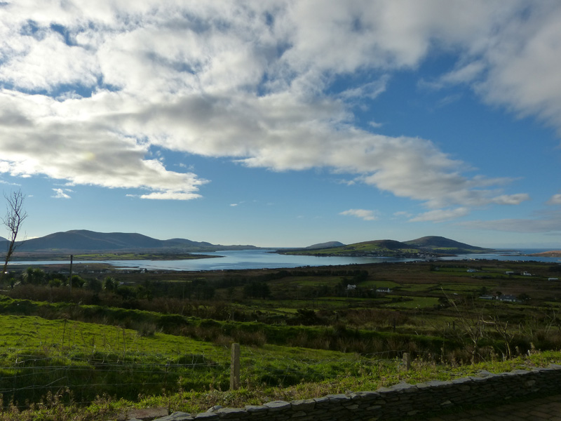Holiday Home, Kerry, Ireland, Atlantic Dreams 02, View, Pict. 1, Holiday Home with Sea and Mountain Views for Rent in Ireland along the Ring of Kerry, VRBO