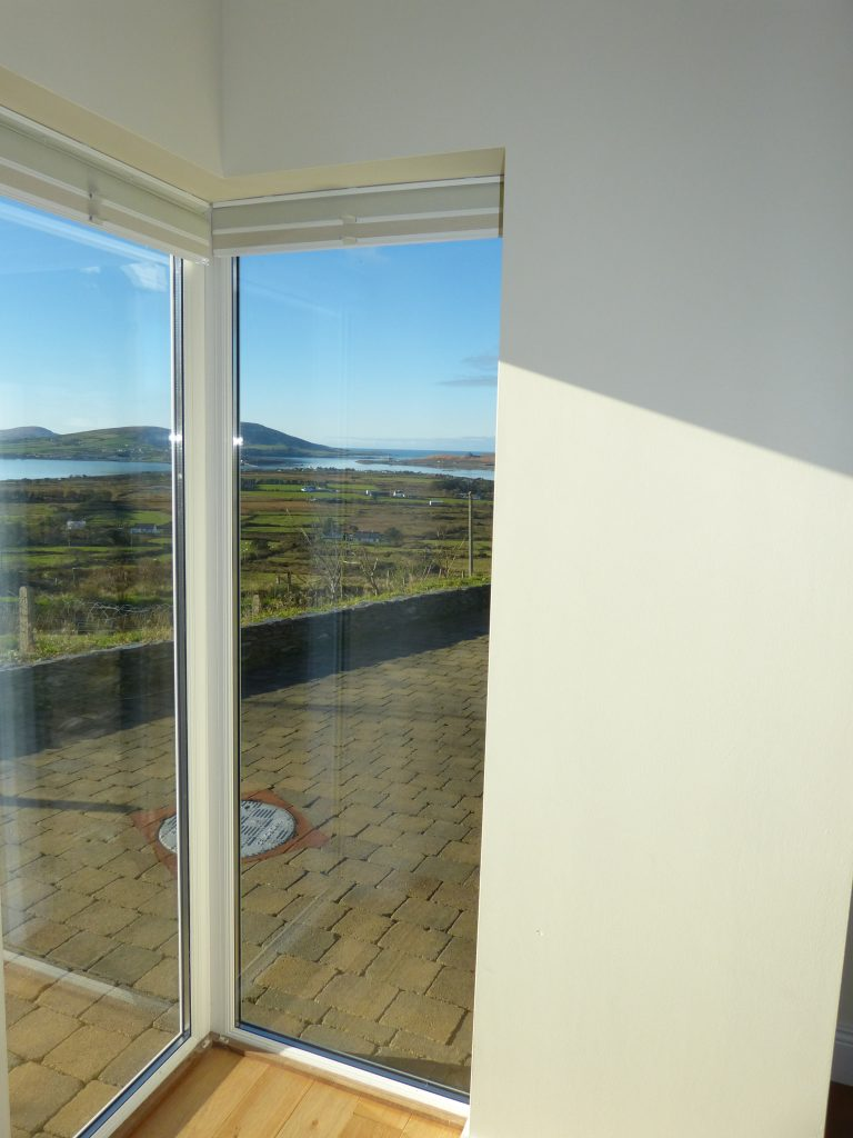 Holiday Home, Kerry, Ireland, Atlantic Dreams 07, Reading Room with Sea View, Pict. 3, Rent an Irish Cottage with Sea View along the Wild Atlantic Way in Kerry, VRBO