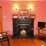 Holiday Home, Kerry, Ireland, Dellwood Lodge 05, Living Room 2, Picts. 2, Rent an Irish Cottage with Sea View along the Wild Atlantic Way in Kerry, VRBO