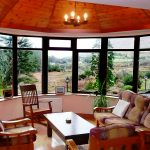 Holiday Home, Kerry, Ireland, Dellwood Lodge 05, Living Room 2, Picts. 3, Rent an Irish Cottage with Sea View along the Wild Atlantic Way in Kerry, VRBO