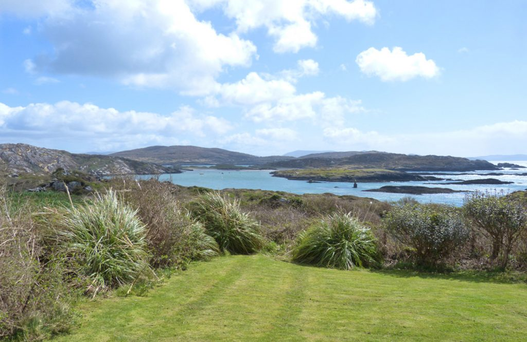 Holiday Home, Kerry, Ireland, Derrynane Haven 10, Sea View Pict. 4, Rent an Irish Cottage with Sea View along the Wild Atlantic Way in Kerry