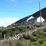 Noreens, Haus von unten 1, Ferienhäuser mit Meerblick mieten in Irland - Cottages mit Seeblick mieten entlang des Ring of Kerry in Irland