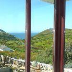 Ferienhaus, Kerry, Irland, Pairc na Realta, Aussicht, Ferienhäuser mit Meerblick mieten in Irland - Cottages mit Seeblick mieten entlang des Ring of Kerry in Irland