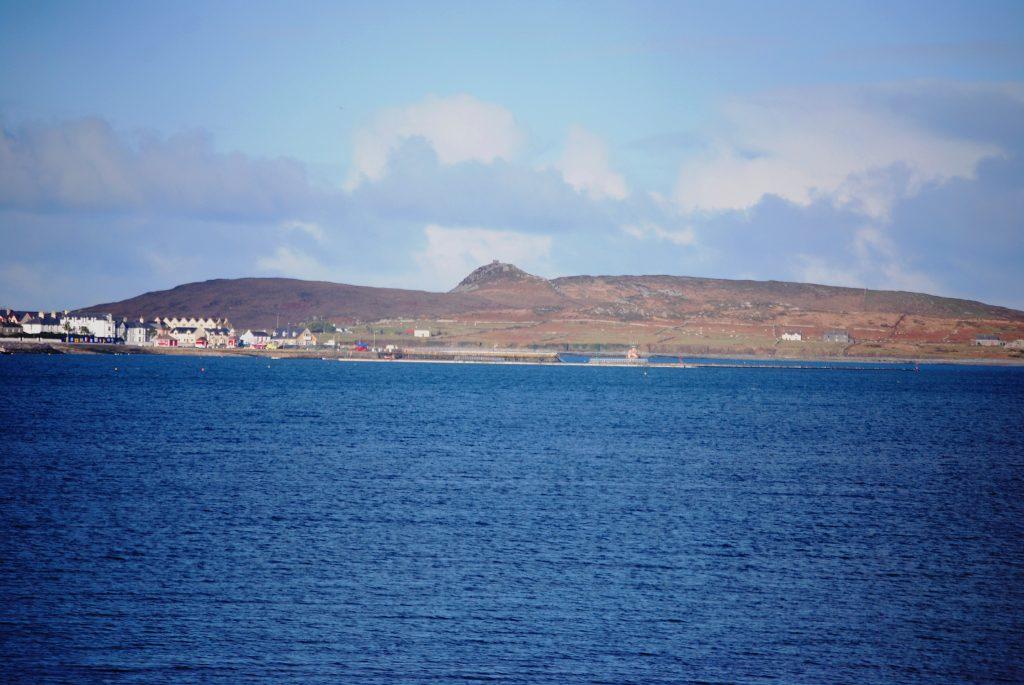 Ferienhaus, Kerry, Irland, Patricks, Aussicht Bild 1, Ferienhäuser mit Meerblick mieten in Irland - Cottages mit Seeblick mieten entlang des Ring of Kerry in Irland
