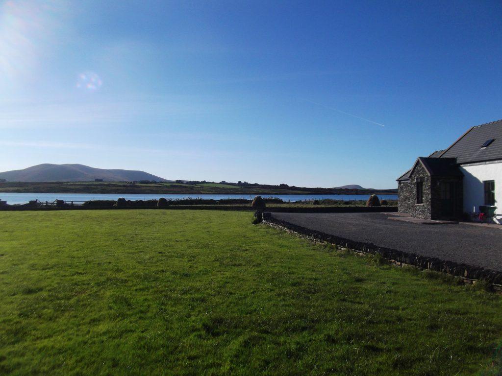 Ferienhaus, Kerry, Irland, Patricks, Haus Bild 1, Ferienhäuser mit Meerblick mieten in Irland - Cottages mit Seeblick mieten entlang des Ring of Kerry in Irland