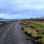 Ferienhaus, Kerry, Irland, Patricks, Straße zum Haus, Ferienhäuser mit Meerblick mieten in Irland - Cottages mit Seeblick mieten entlang des Ring of Kerry in Irland