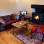 Ferienhaus, Kerry, Irland, Roads Cottage, Wohnraum Bild 1, Ferienhäuser mit Meerblick mieten in Irland - Cottages mit Seeblick mieten entlang des Ring of Kerry in Irland