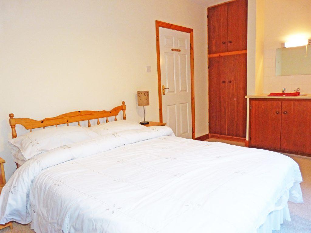 Ferienhaus, Kerry, Irland, Rockfield Schlafzimmer 2, Ferienhäuser mit Meerblick mieten in Irland - Cottages mit Seeblick mieten entlang des Ring of Kerry in Irland