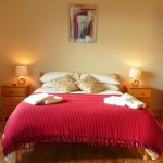 Ferienhaus, Kerry, Irland, Skelligs House 12, Schlafzimmer 2, Ferienhäuser mit Meerblick mieten in Irland - Cottages mit Seeblick mieten entlang des Ring of Kerry in Irland