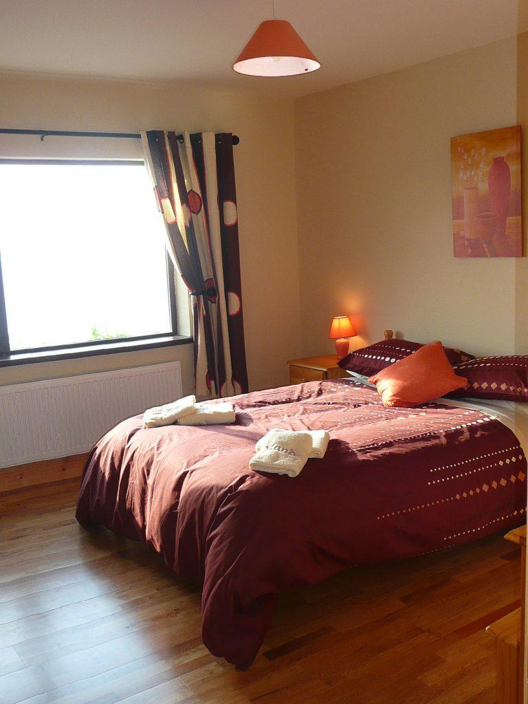 Ferienhaus, Kerry, Irland, Skelligs House 21, Schlafzimmer 3, Ferienhäuser mit Meerblick mieten in Irland - Cottages mit Seeblick mieten entlang des Ring of Kerry in Irland