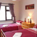 Ferienhaus, Kerry, Irland, Skelligs House 23, Schlafzimmer 4, Ferienhäuser mit Meerblick mieten in Irland - Cottages mit Seeblick mieten entlang des Ring of Kerry in Irland