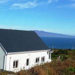 Ferienhaus, Kerry, Irland, St.-Anns, Haus von oben links, Ferienhäuser mit Meerblick mieten in Irland - Cottages mit Seeblick mieten entlang des Ring of Kerry in Irland