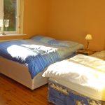 Ferienhaus, Kerry, Irland, St.-Anns, Schlafzimmer 3, Ferienhäuser mit Meerblick mieten in Irland - Cottages mit Seeblick mieten entlang des Ring of Kerry in Irland