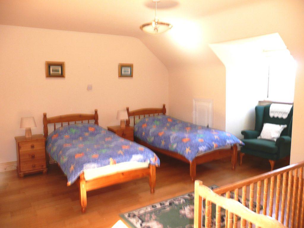 Ferienhäuser mit Meerblick mieten in Irland - Cottages mit Seeblick mieten entlang des Ring of Kerry in Irland, Ferienhaus, Kerry, Irland, Taobh na Greine 13, Schlafzimmer 3