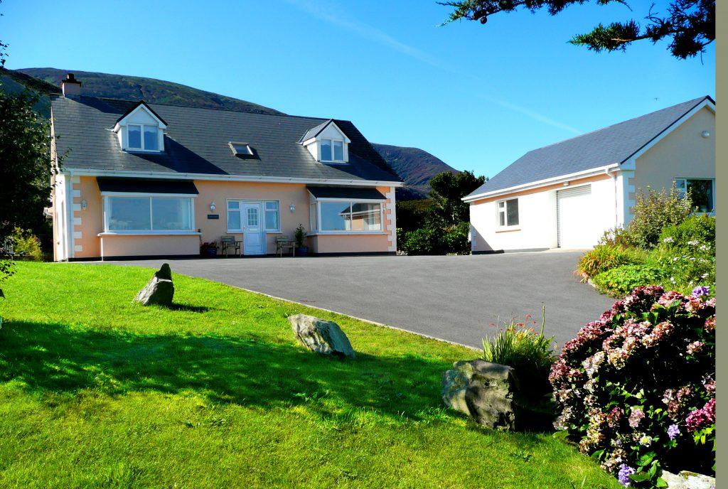 Ferienhäuser mit Meerblick mieten in Irland - Cottages mit Seeblick mieten entlang des Ring of Kerry in Irland, Ferienhaus, Kerry, Irland, Taobh na Greine 14