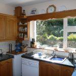 Ferienhäuser mit Meerblick mieten in Irland - Cottages mit Seeblick mieten entlang des Ring of Kerry in Irland, Ferienhaus, Kerry, Irland, Taobh na Greine 5, Küche