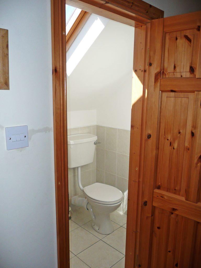 Ferienhäuser mit Meerblick mieten in Irland - Cottages mit Seeblick mieten entlang des Ring of Kerry in Irland, Ferienhaus, Kerry, Irland, Taobh na Greine 7.1, Eines der vier Bäder