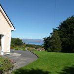 Ferienhäuser mit Meerblick mieten in Irland - Cottages mit Seeblick mieten entlang des Ring of Kerry in Irland, Ferienhaus, Kerry, Irland, Taobh na Greine 7.1, Teil der Terrasse