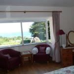 Ferienhäuser mit Meerblick mieten in Irland - Cottages mit Seeblick mieten entlang des Ring of Kerry in Irland, Ferienhaus, Kerry, Irland, Taobh na Greine 8, Schlafzimmer 1 Bild 2