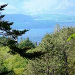 Ferienhaus, Kerry, Irland, Dellwood Lodge, Aussicht, Ferienhäuser mit Meerblick mieten in Irland - Cottages mit Seeblick mieten entlang des Ring of Kerry in Irland