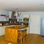 Holiday Home, Kerry, Ireland, Michaels 05, Kitchen, Pict. 1, Rent an Irish Cottage with Sea View along the Wild Atlantic Way in Kerry
