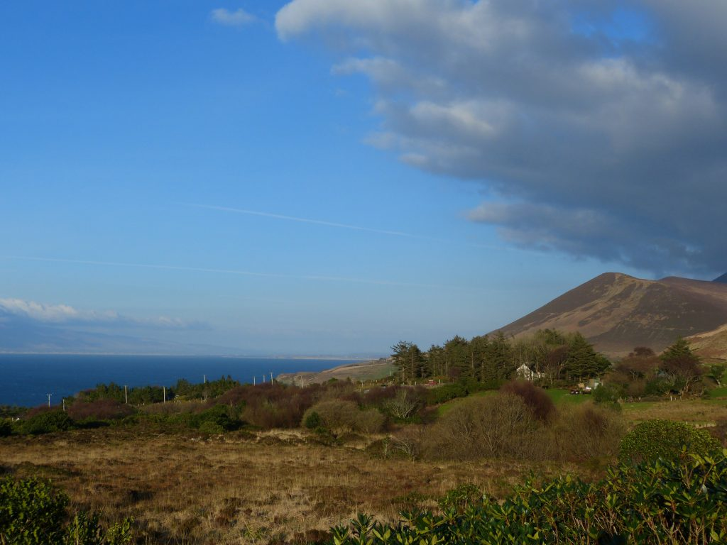 Holiday Home, Kerry, Ireland, Michaels 06, Sea View, Pict. 3, Rent an Irish Cottage with Sea View along the Wild Atlantic Way in Kerry