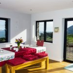 Holiday Home, Kerry, Ireland, Michaels 07, Dining, Pict. 3, Rent an Irish Cottage with Sea View along the Wild Atlantic Way in Kerry