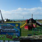 Ferienhaus, Kerry, Irland, Tig na Cille 14, Spielplatz nur 5 Minuen zu Fuß, Ferienhäuser mit Meerblick mieten in Irland - Cottages mit Seeblick mieten entlang des Ring of Kerry in Irland