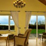 Ferienhäuser mit Meerblick mieten in Irland - Cottages mit Seeblick mieten entlang des Ring of Kerry in Irland, Ferienhaus, Kerry, Irland, Tig na Cille 4, Wintergarten Bild 1