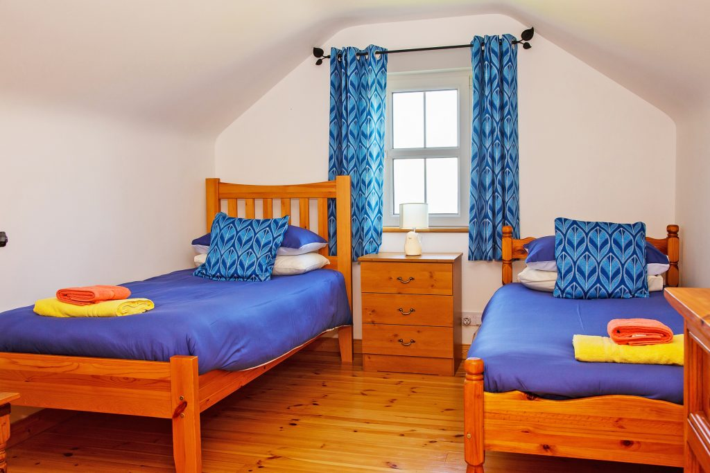 Ferienhaus, Kerry, Irland, Serenity,Bedroom 3, Holiday Home, Kerry, Ireland