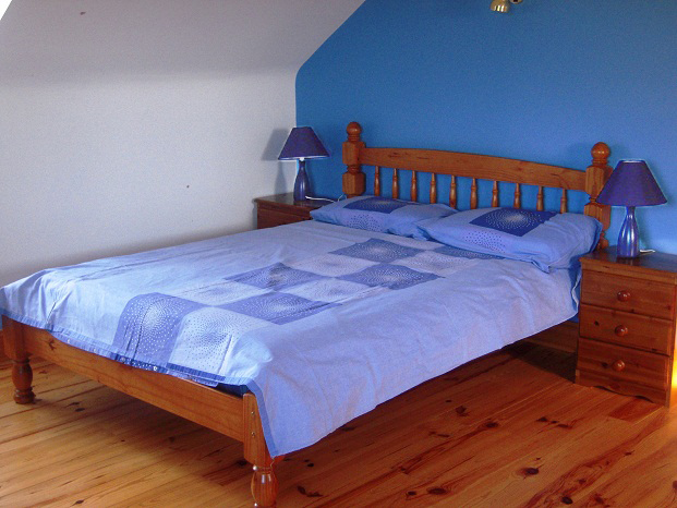 Ferienhaus, Cahersiveen, Kerry, Cahirciveen, Irland, fir-darrig.net, Leprechaun, Margarets 12, Schlafzimmer 3