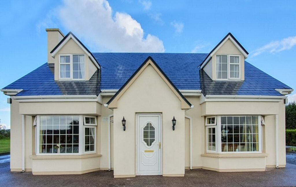 Holiday Home, Cahersiveen, Kerry, Irland, Margarets Front Elevation