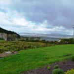 Nochmals die Aussicht von Ferienhaus Castle View in Glenbeigh in Kerry, Irland.